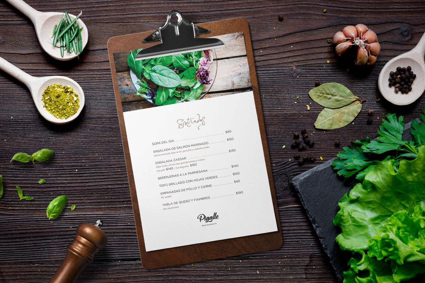 Pigalle Restaurante